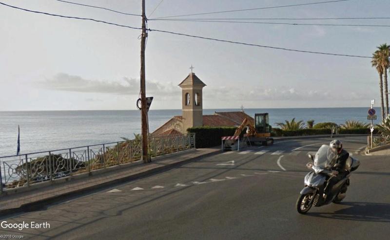 Street View : Lieux représentés sur des peintures célèbres (ou un peu moins) - Page 4 Chapel14
