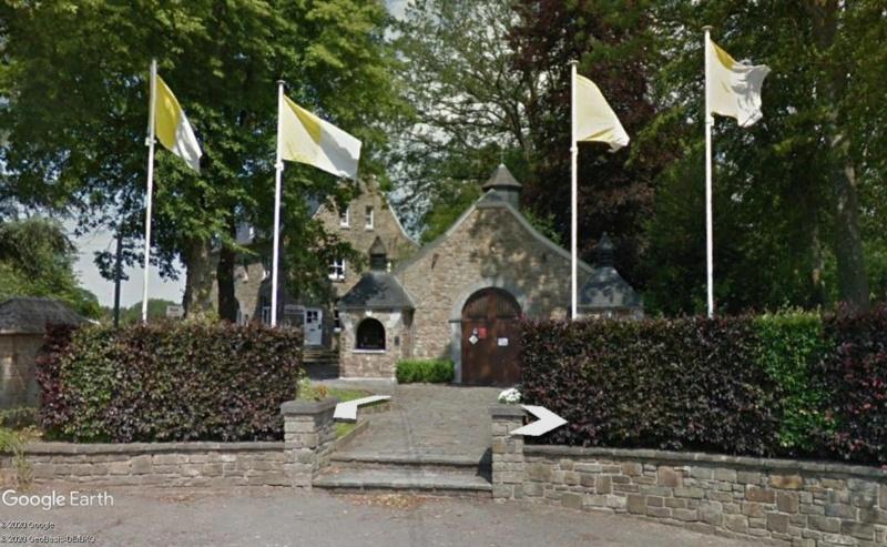 100 lieux à voir en Belgique - Page 2 Chapel30