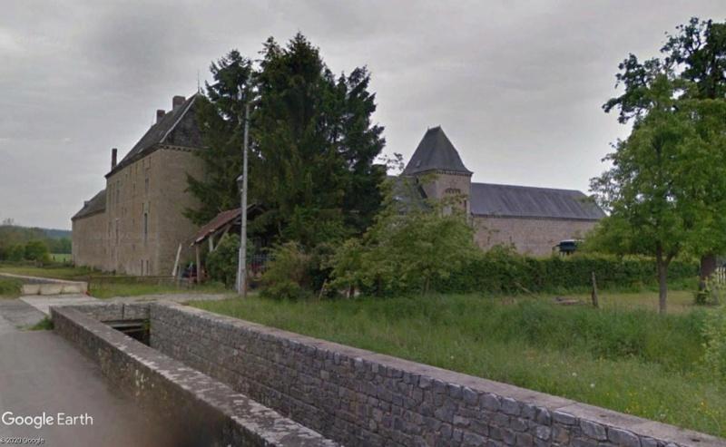 Street View: Les étrangetés du patrimoine wallon. - Page 4 Chzete37