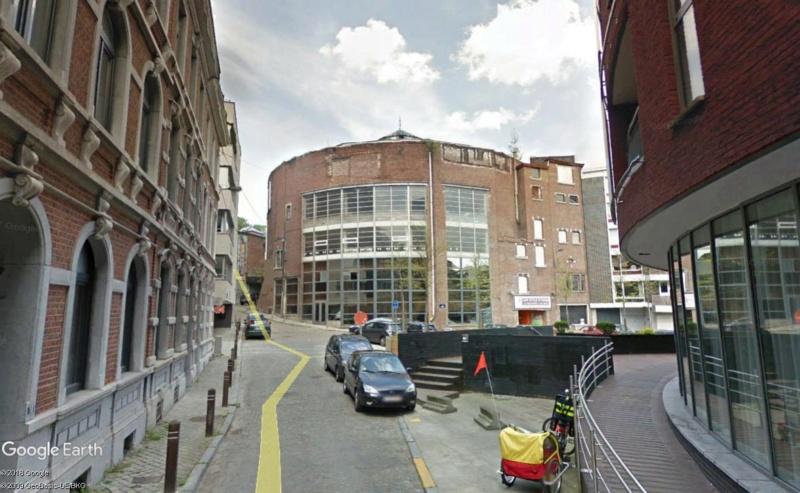 Street View: Les étrangetés du patrimoine wallon. - Page 2 Cirque10
