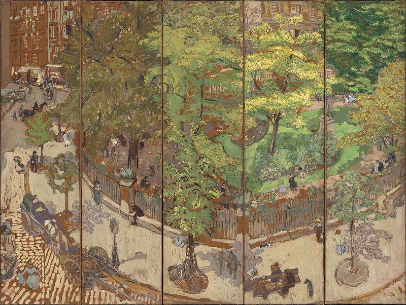Street View : Lieux représentés sur des peintures célèbres (ou un peu moins) - Page 4 Edouar10