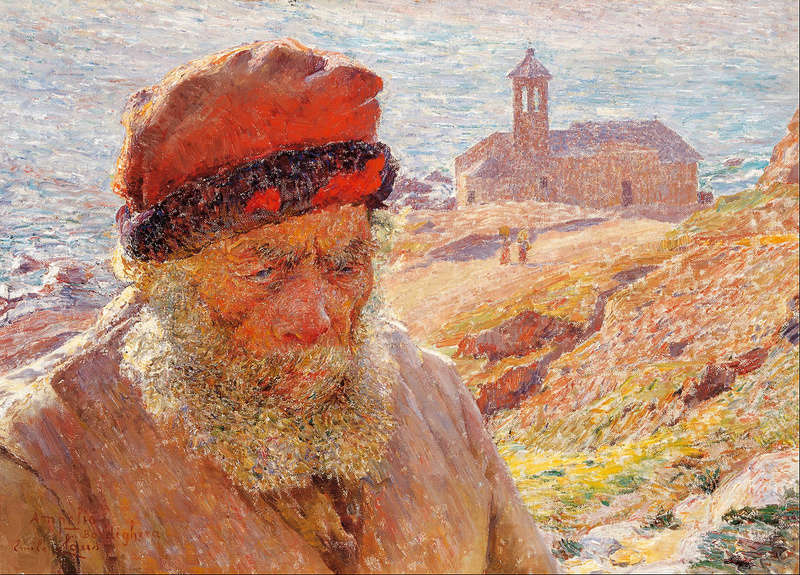 Street View : Lieux représentés sur des peintures célèbres (ou un peu moins) - Page 4 Emile_13