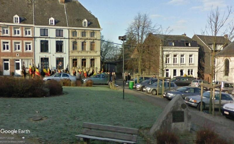 Street View : c'était peut-être pas le moment de passer là... Enterr10