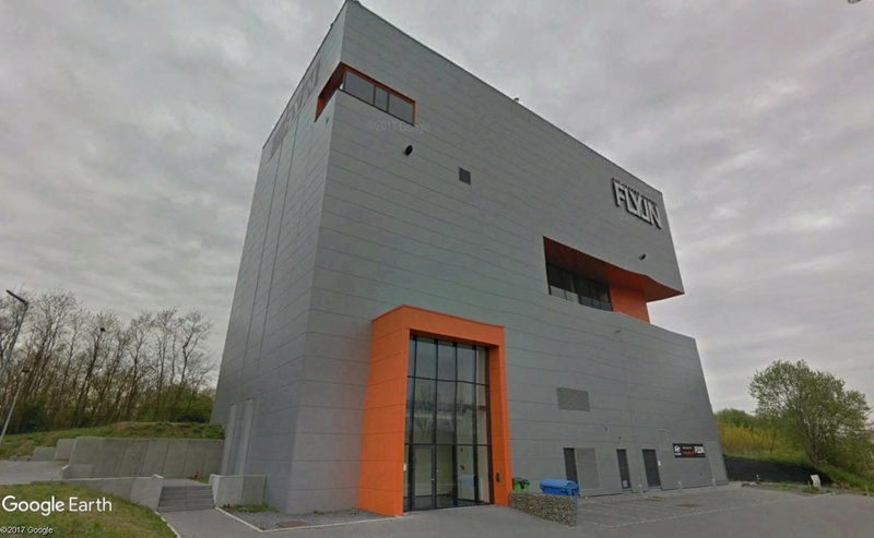 Le plus large simulateur de chute libre du monde, FLY IN, Grâce-Hollogne (Belgique) Fly_in11