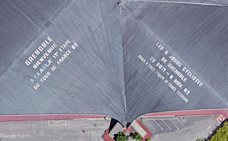 Ecritures pour les hélicoptères de Tour de France Grenob11