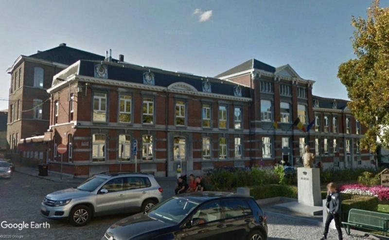 Street View: Les étrangetés du patrimoine wallon. - Page 4 Gymnas10