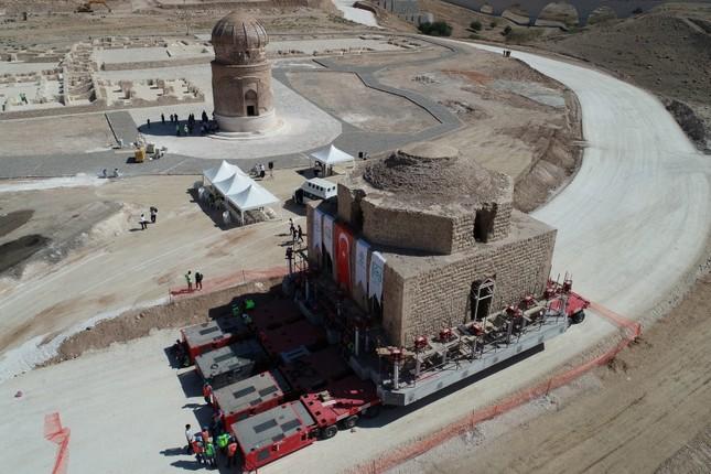 Street View: Bâtiments déplacés Hamam10