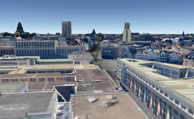 Lieux de tournage de vidéo-clip découverts avec Google Earth - Page 6 Horizo10