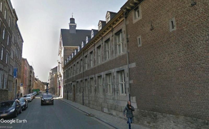 Street View: Les étrangetés du patrimoine wallon. - Page 4 Hospic10