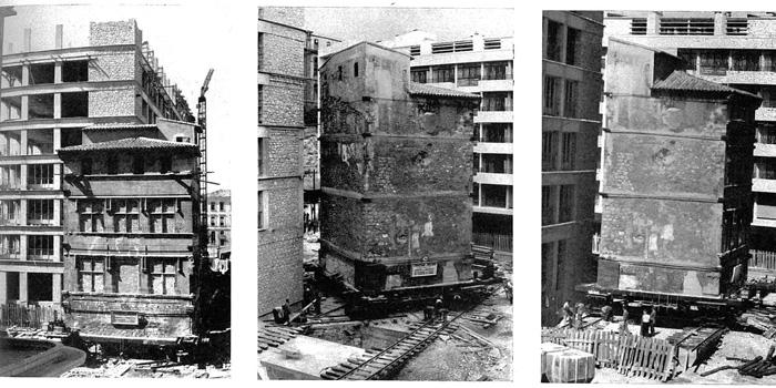 Street View: Bâtiments déplacés Hotel-10