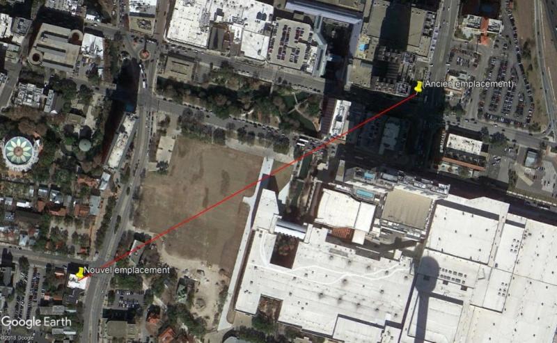 Street View: Bâtiments déplacés Hotel10