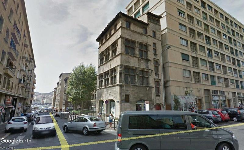 Street View: Bâtiments déplacés Immeub16