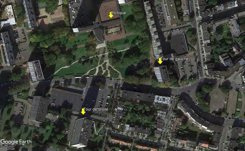 Lieux de tournage de vidéo-clip découverts avec Google Earth - Page 3 Laeken10
