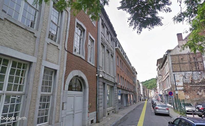Street View: Bâtiments déplacés Maison28