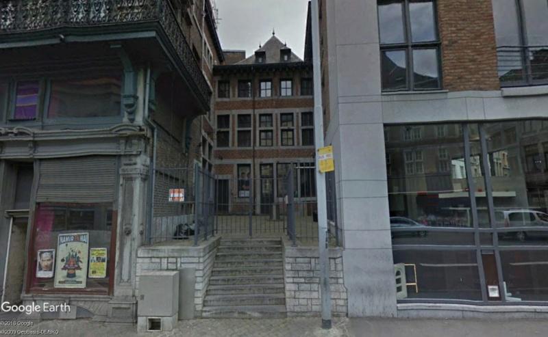 Street View: Les étrangetés du patrimoine wallon. - Page 2 Maison37