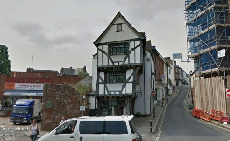 Street View: Bâtiments déplacés - Page 2 Maison45