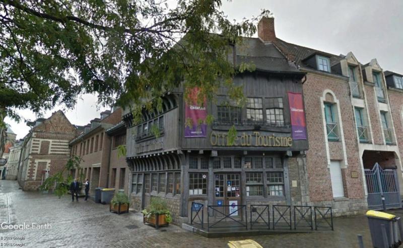 Street View: Les maisons scaldiennes Maison49