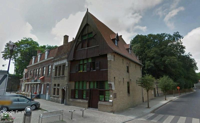 Street View: Les maisons scaldiennes Maison50
