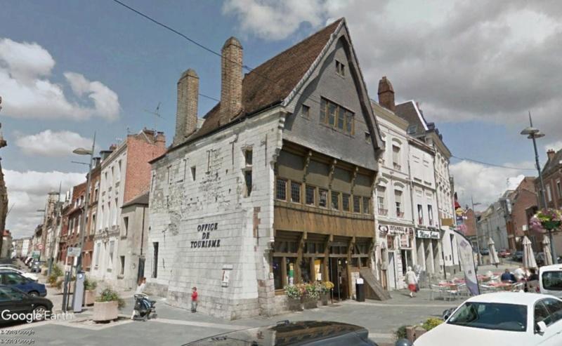 Street View: Les maisons scaldiennes Maison51