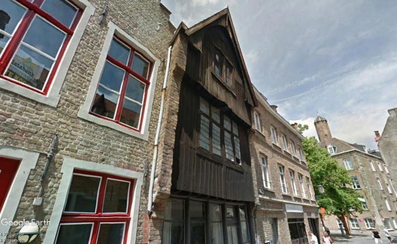Street View: Les maisons scaldiennes Maison52