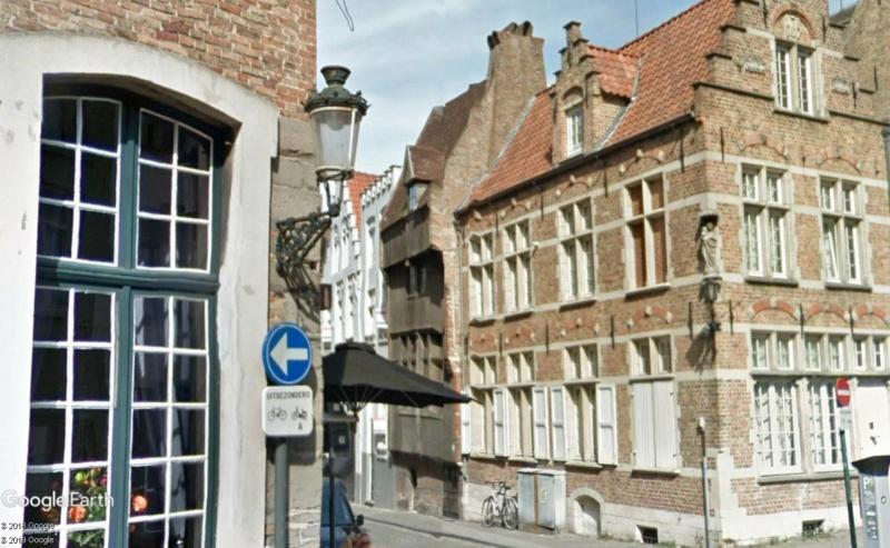 Street View: Les maisons scaldiennes Maison53