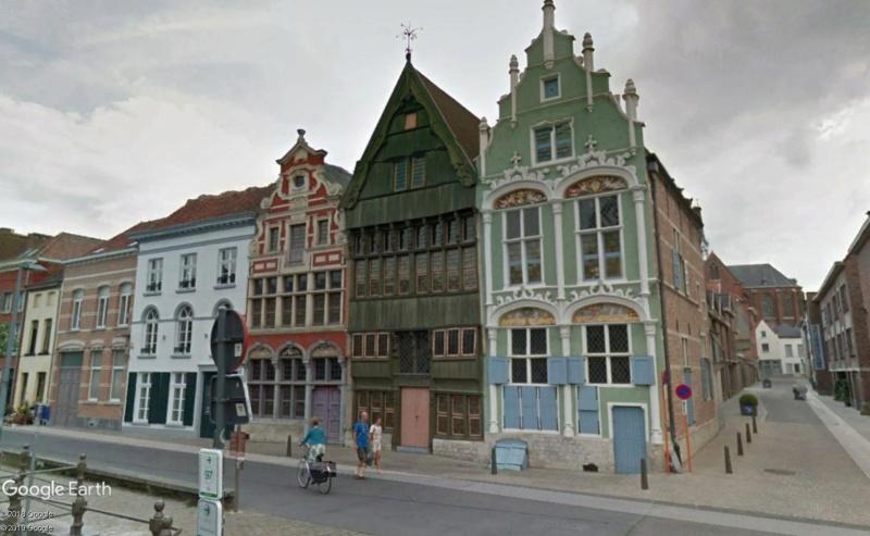 Street View: Les maisons scaldiennes Maison54
