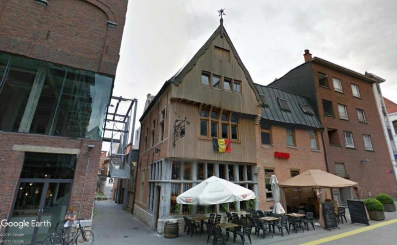 Street View: Les maisons scaldiennes Maison55