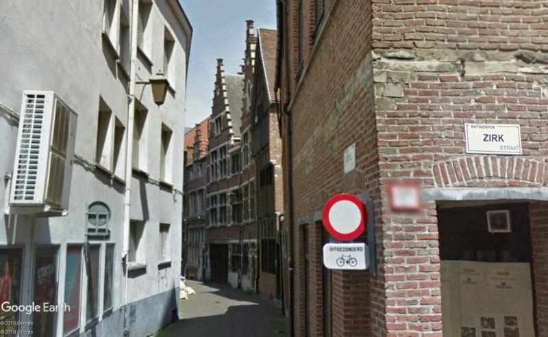 Street View: Les maisons scaldiennes Maison56