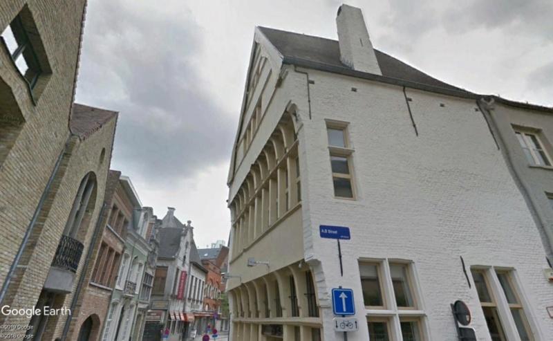 Street View: Les maisons scaldiennes Maison57
