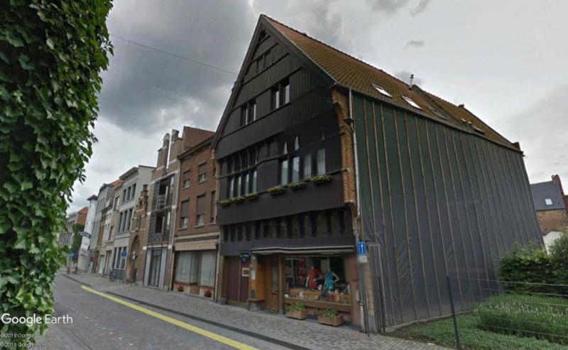 Street View: Les maisons scaldiennes Maison58