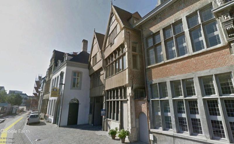 Street View: Les maisons scaldiennes Maison59