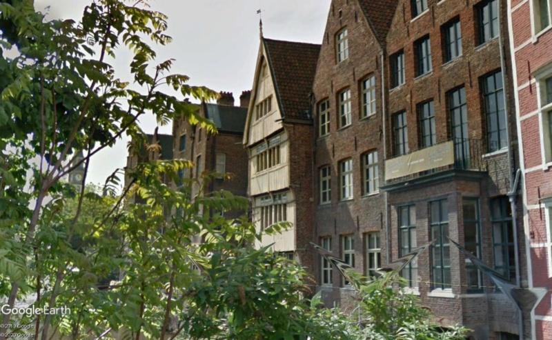 Street View: Les maisons scaldiennes Maison60