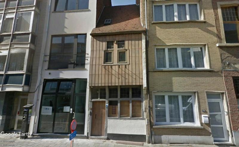 Street View: Les maisons scaldiennes Maison61