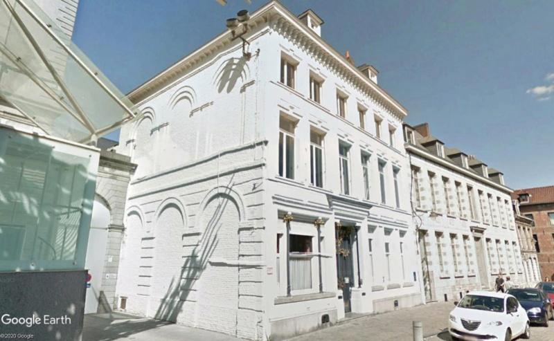 100 lieux à voir en Belgique - Page 2 Maison62