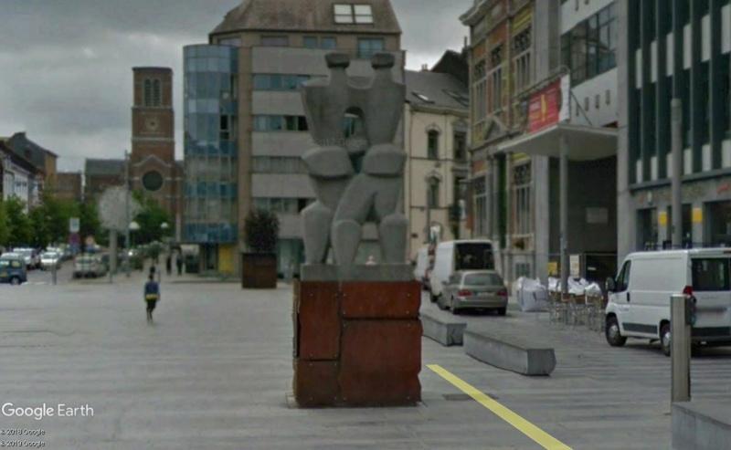 La Louvière - Belgique Paix10