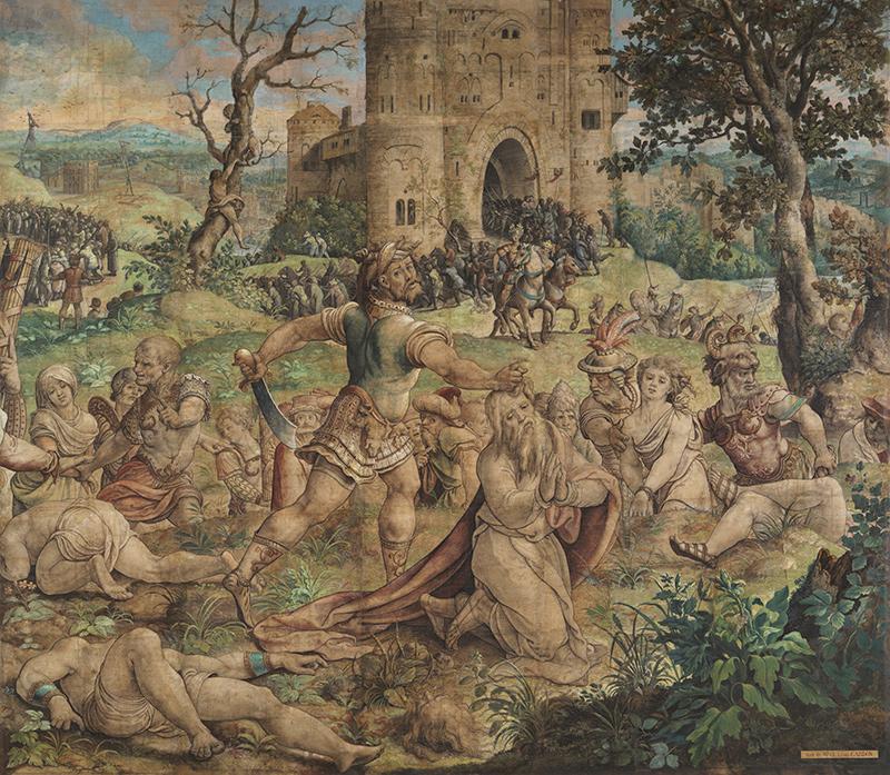 A la découverte de nos chefs d'œuvre d'art et d'histoire... - Page 10 Pieter10