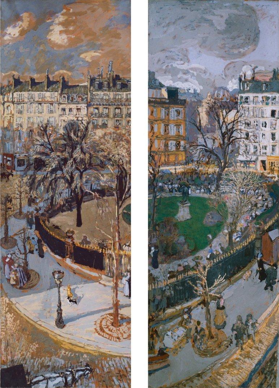 Street View : Lieux représentés sur des peintures célèbres (ou un peu moins) - Page 4 Place_10