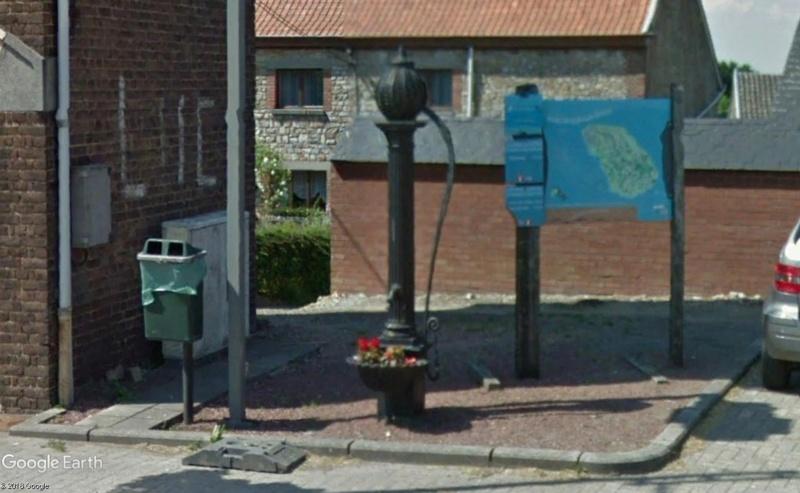 Street View: Les étrangetés du patrimoine wallon. - Page 2 Pompe110