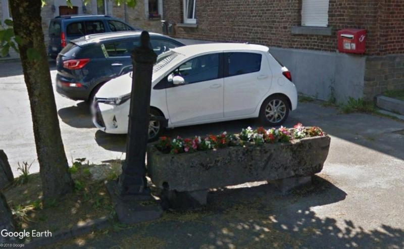 Street View: Les étrangetés du patrimoine wallon. - Page 2 Pompe310