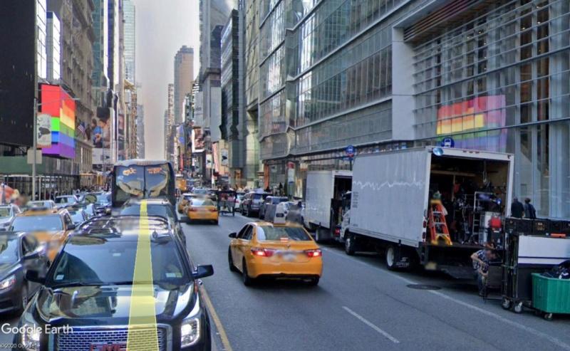 New York : il se passe quelque chose sur la sixième avenue Pride311