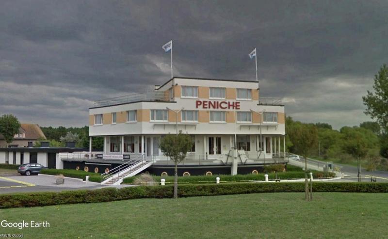 """La """"Péniche"""" et """"De Normandie"""", Koksijde (Belgique)  Pynich10"""