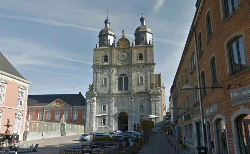100 lieux à voir en Belgique Saint10