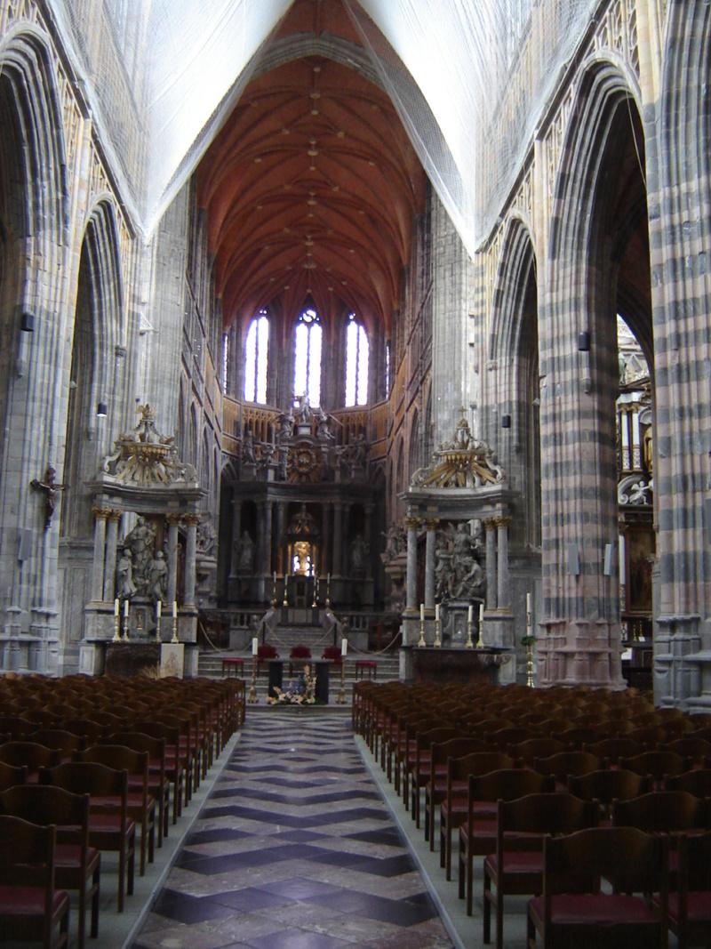 100 lieux à voir en Belgique Saint_13