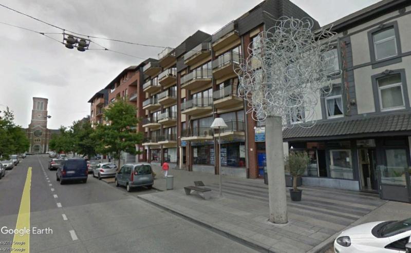 La Louvière - Belgique Scribb11