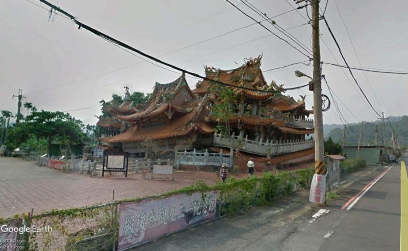 Monuments et mémoriaux rappelant un tremblement de terre Temple12