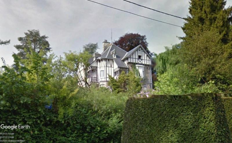 Street View: Les étrangetés du patrimoine wallon. - Page 2 Villa11