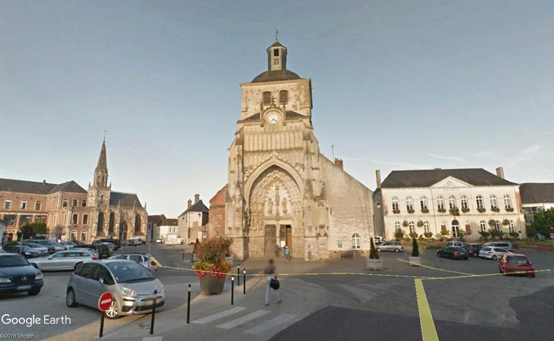 TOUR DE FRANCE VIRTUEL - Page 16 Yglise29