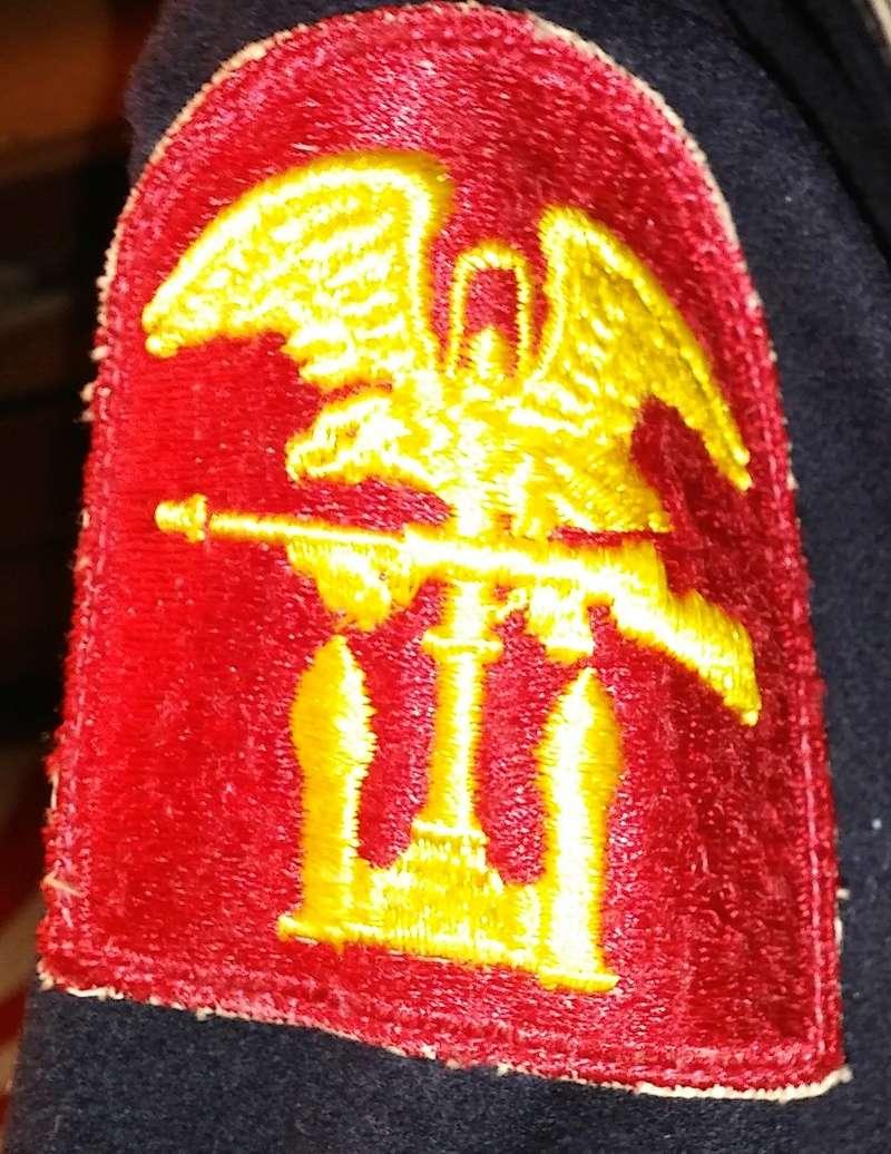 USN Amphibious Forces Sailor's Uniforms 20171238