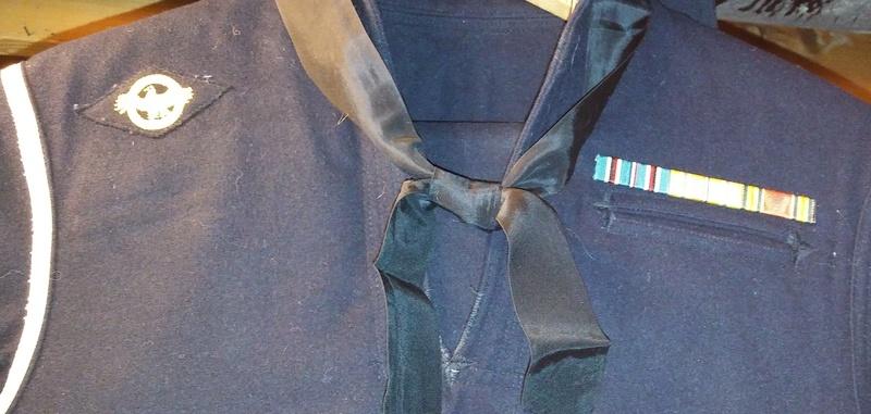 USN Amphibious Forces Sailor's Uniforms 20171239