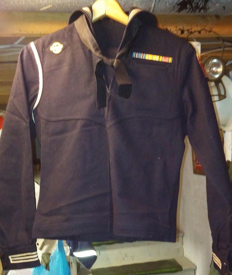 USN Amphibious Forces Sailor's Uniforms 20171240
